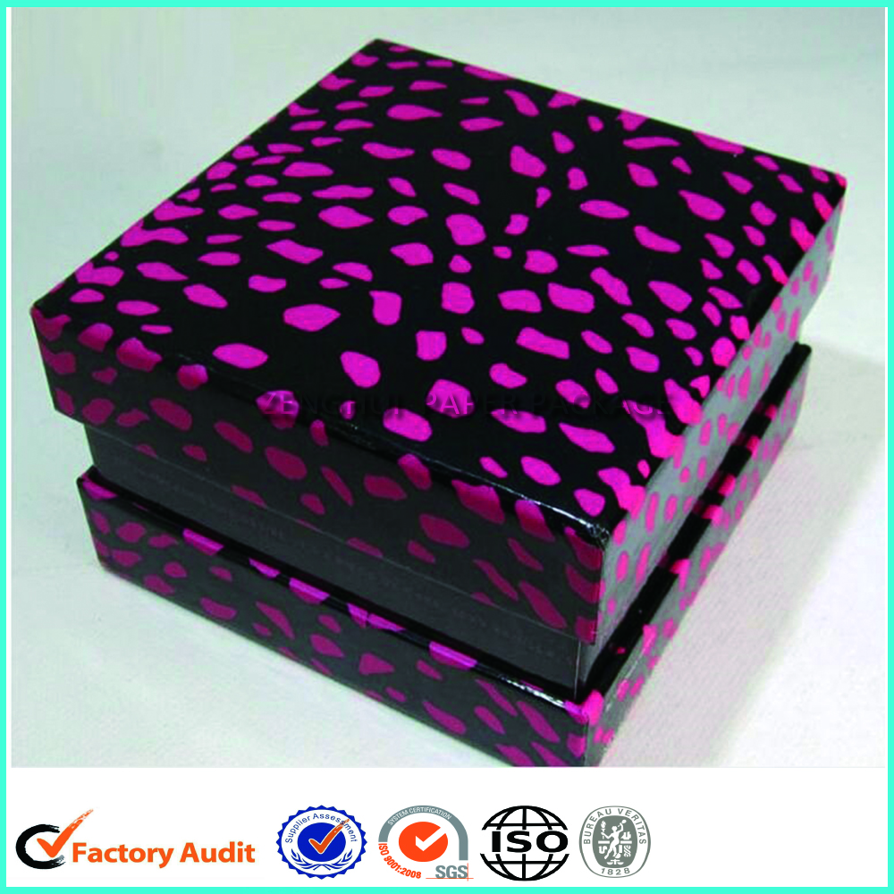 bracelet box packaging