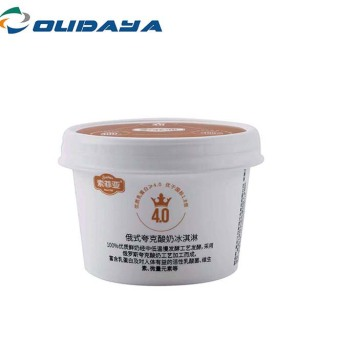 150ml pudding cup with spoon