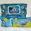 New Soft Spunlace with Popular Packaging Baby Wipes