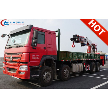 Brand New Sale Heavy Duty 25T Crane Truck