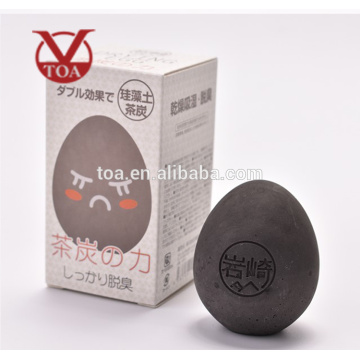 Healcier Hot-sell odor eliminator diatomite air drying egg