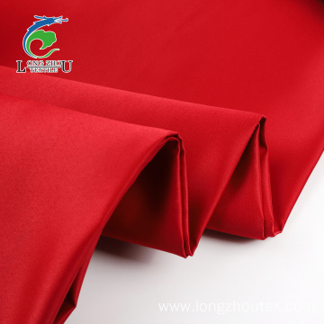 75D Wedding Satin Dull Satin Without Twist Fabric