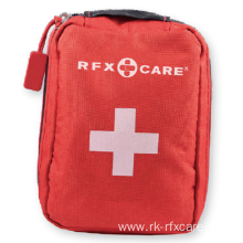 First Aid Kits With Red Soft Bag