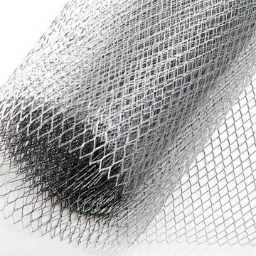 Flattened Expanded Metal Mesh For Filter