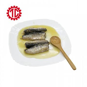 Sardine In Vegetable Oil Canned 125g