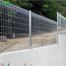 Welded Loop Roll Top BRC Security Fence