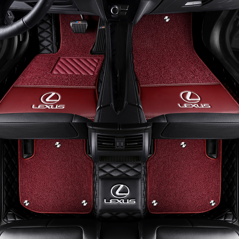 Double Layer Car Mats