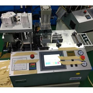 Automatic Angle Tape Cutting Machine with Punching Hole