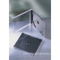 CD jewel Case CD jewel Box CD jewel Cover 10.4mm Single with Black Tray (YP-A102a)
