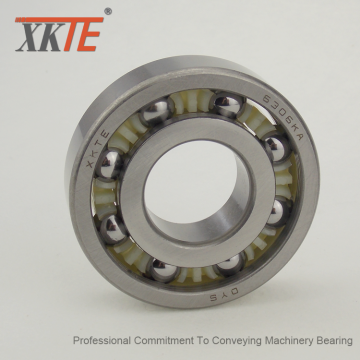 PA 6.6 Polymer Cage Bearing For Mining Application