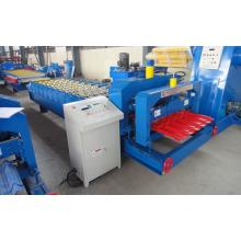 Galvanized  Aluminum Roofing Sheet Roll Forming Machine