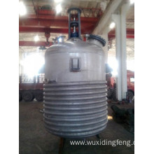 Development of stainless steel coil pressure vessel