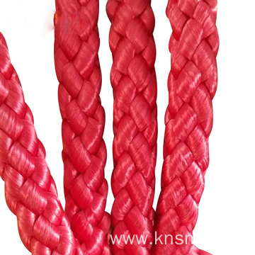 High Quality 8 Stands PP Braided Rope