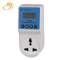 Household LCD Display 15A Voltage Protector