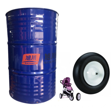 PU resin for making foam tyre