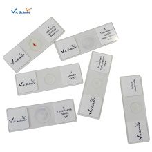 25 Pcs Parasitology Slide for Hospital Or School