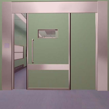 Automatic Airtight Hospital Sliding Door