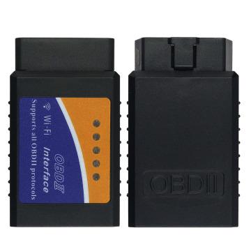 WIFI ELM327 V1.5 OBD2 Scanner ELM 327 Bluetooth/Wifi Diagnostic Tool Elm327 Bluetooth V2.1 OBDII For Android/IOS/Windows