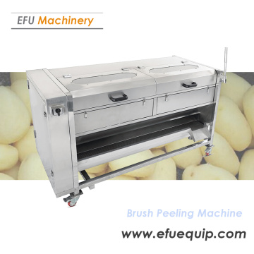 Large Brushing Washing Machiine