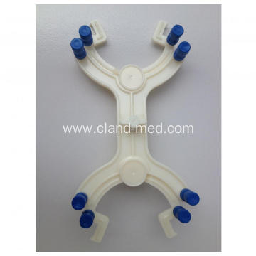 Ningbo Wholesale Plastic  Double  Burette  Clamp For Lab. Use
