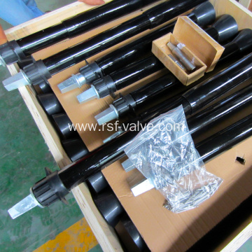 Telescopic Stem Extended Shaft for Gate Valve
