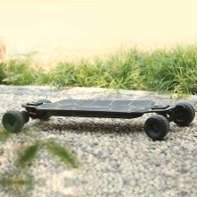 Hawk maple electric skateboard longboard