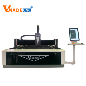 1500W 1530 metal fiber laser cutting machine