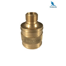 OEM CNC Machining Brass Auto Parts Brass Screw