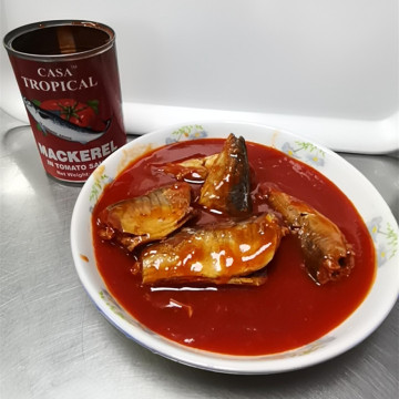 Casa Tropical Mackerel Fish Canned