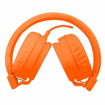 Soft foldable head-pad and ear-pad for wearing comfort