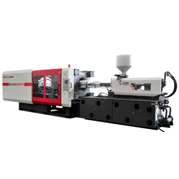 New pet preform making machine