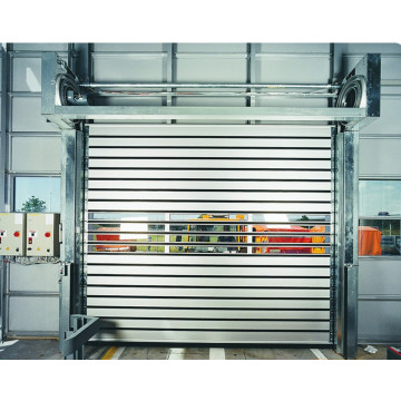Turbo Aluminum Alloy Roller Shutter Door