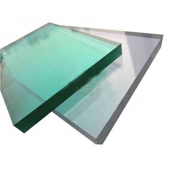 Colored Pc Clear Solid Core Polycarbonate Sheet