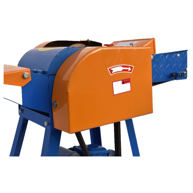 Conveyor Belt Chaff Cutter King Grass Machine