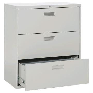 Metal Filing Cabinet 3 Drawer