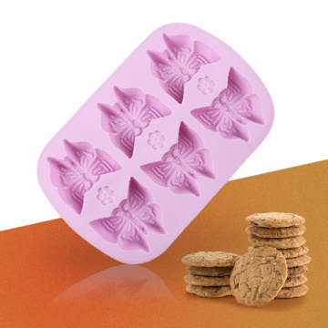 Pretty Butterfly Silicone Cake Mold