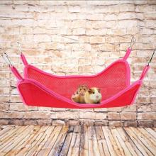 Hamster Nest Mesh Ferret Rabbit My Neighbor Totoro Breathable Mesh Bed Swing Toy Winter Comfortable Sleeping Pet Bed Accessories