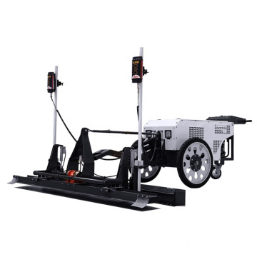 2.5 meters scraper high quality walk behind concrete laser screed machine FDJP-24D