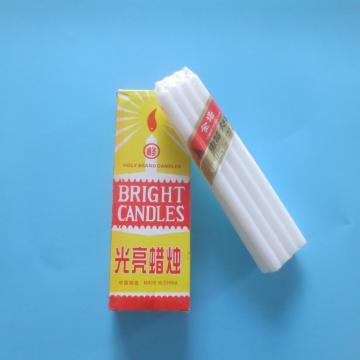 Hot sale Yellow Box Bright Ghana Candles