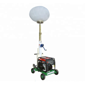 FURD mobile solar anti glare ball light tower FZM-Q1000