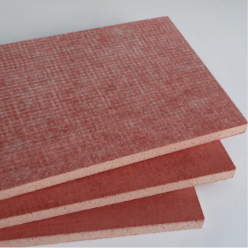 Fireproof Red/Grey MgO Boards For Floor