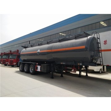 8000 gallons 3 axles HCl Transport Trailers
