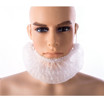 Disposable Non Woven Beard Net For Food Processing