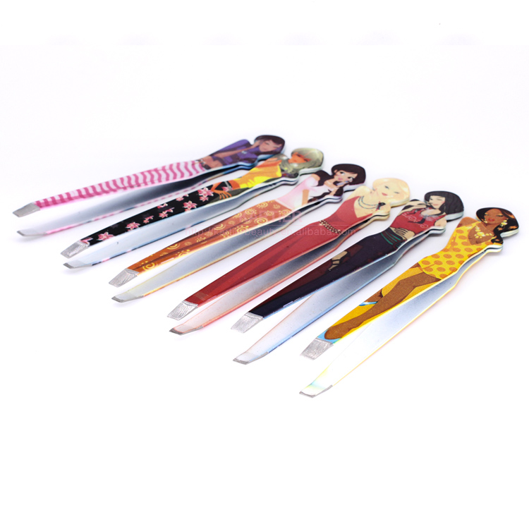 Cartoon Tweezers