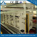 Full automatic AL-2400 SS 2400mm pp non woven fabric making machine with ISO9001 certificate