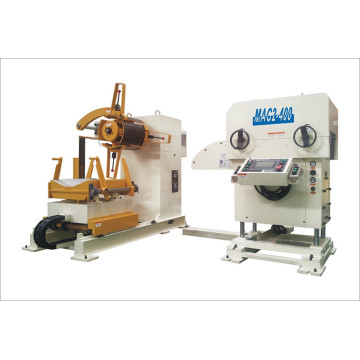 Auto Press Feeder Straightener Agus Uncoiler