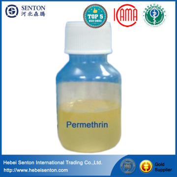 Highly Effective and Low Toxic Permethrin