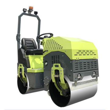 High quality static 1 ton road roller