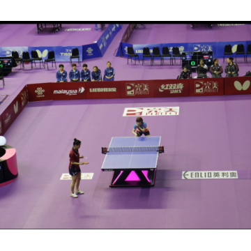 2018 Youth Olympic Games Table Tennis Flooring