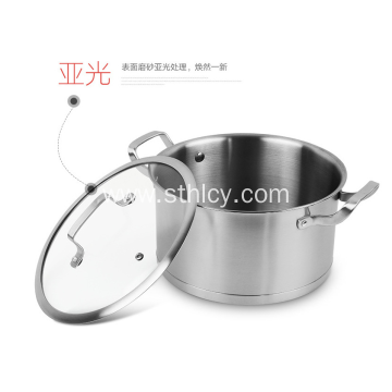 Household Stainless Steel Soup Pot Soup Bucket